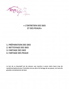 2014.01.09 Guide entretien skis et peaux